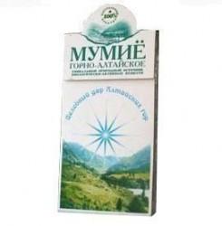 Мумие, 4 г горно-алтайское пакет